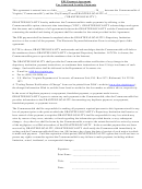 Edi Payment Agreement For Grant And Locality Payments