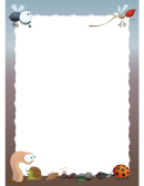 Insect Border