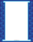 Two Column Footprint Border