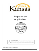 Employment Application - Kansas Department Of Administration