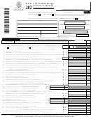 Form Nyc-202 - Unincorporated Business Tax Return For Individuals, Estates And Trusts - 2003