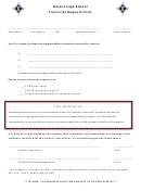 Helena High School Transcript Request Form - Shelby County Schools