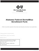 Federal Dentalblue Enrollment Form