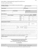 Flexible Spending Arrangement Enrollment Form - State Of Maine - 2016
