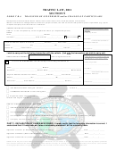 Form T.r. 6 - Transfer Of Ownership And/or Change Of Particulars