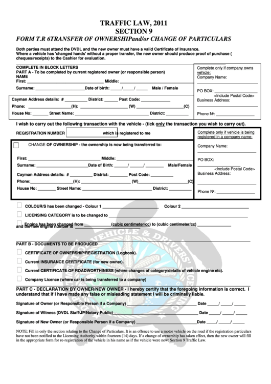 Top 15 Transfer Of Ownership Form Templates free to download