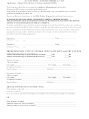Briard Referral List Application