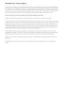 Security Deposit Demand Letter Template