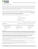 Parent Guardian And Student Input Form For Teachers