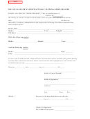 Bill Of Sale For Watercraft Boat, Motor And/or Trailer