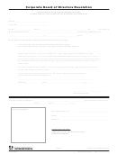 Tmhp Corporate Board Of Directors Resolution