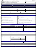 Missouri Form Cdtc-770 - Application For Claiming Tax Credits - Missouri Department Of Economic Development
