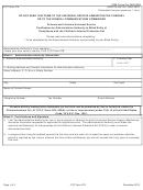Fcc Form 479 - Certification By Administrative Authority To Billed Entity Of Compliance With The Children's Internet Protection Act