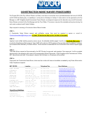 City Of Miami Construction Noise Waiver Application Form