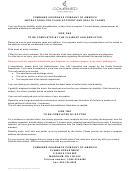 Combined Insurance Company Of America Instructions For Filing Accident And Claim Forms