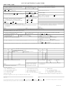 Out Of Network Claim Form