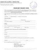 Transcript Request Form - Rockland Boces