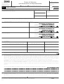 Form 2848 - Power Of Attorney And Declaration Of Representative
