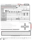 South Carolina Voter Registration Form - Mail Application