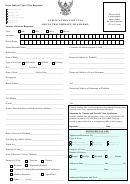 Thai Visa Form