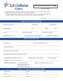 Donation Request Form - Us Cellular Center
