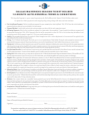 12-month Auto-renewal Terms & Conditions Template