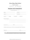 Transcript Request Exeter Public Schools