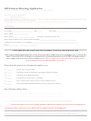 Off Campus Housing Application - Paul Smiths College