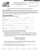 Application For Transfer Of Permit Or Notification Of Name Change