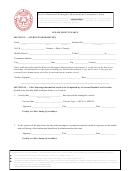 Proof Of Bacterial Meningitis Immunization Compliance Form