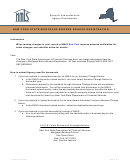 New York State Mortgage Broker Branch Registration