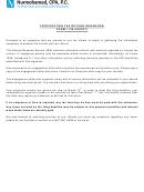 Corporation Tax Return Organizer Template - Form 1120 (short)