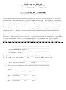 Citizen Complaint Form