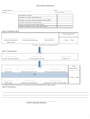 Gap Analysis Worksheet