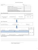 Gap Analysis Worksheet
