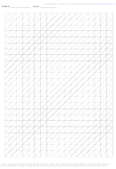Diagonal Cm Grid Paper