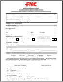 Status Change Form - Retirees/non-active Employees Address/telephone Number/status/name Change