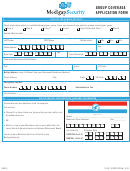 Group Coverage Application Form