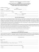 Formulario De Descargo De Responsabilidad Y De Consentimiento Para Recibir Tratamiento - Federation Atletica Municipal Del Sur De California