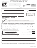 Official Transcript Request - University Of Alaska Fairbanks
