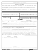 Dd Form 4/1 - Enlistment/reenlistment Document Armed Forces Of The United States - 2007