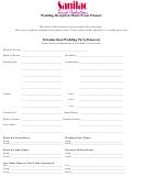 Wedding Reception Music/event Planner
