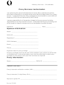 Circulation Proxy Borrower Authorization