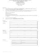 Name And Address Change Form