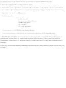 School Records Request Form