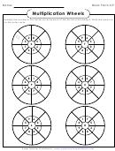 Multiplication Wheel (0-9)