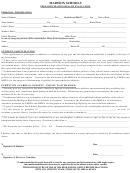 Madison Schools Preparticipation Health Evaluation