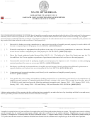Form St-5m - Sales And Use Tax Certification Of Exemption Georgia Manufacturers