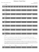Chord Chart The Dulcimer Hymnal