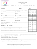 Preschool Registration Form